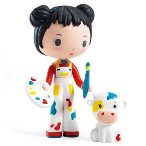 MUÑECA TINILY BARBOUILLE & GRIBS