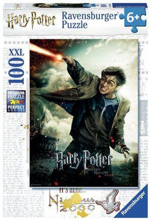 PUZLE HARRY POTTER 100 PIEZAS