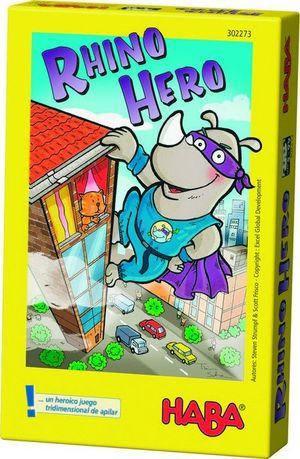 RHINO HERO DE 5 A 99 AÑOS