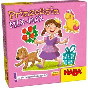 PRINCESA MIX-MAX. UN SIMPÁTICO JUEGO DE COMPOSICIÓN