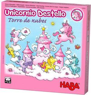 UNICORNIO DESTELLO. TORRE DE NUBES