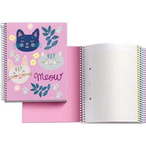 NOTEBOOK MEOW A5