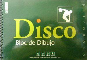 BLOC DE DIBUJO SIN RECUADRO