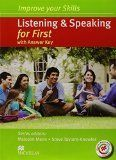 LISTENING & SPEAKING FOR FIRST