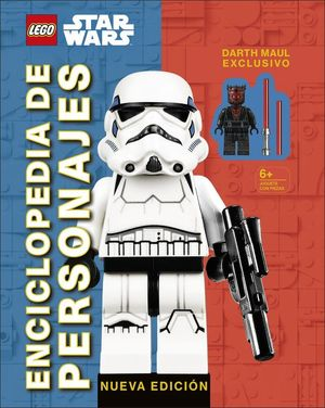 ENCICLOPEDIA DE PERSONAJES STAR WARS