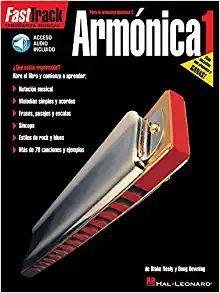 ARMÓNICA + CD. FAST TRACK 1