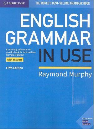ENGLISH GRAMMAR IN USE Y ANSWERS FIFTH EDITION