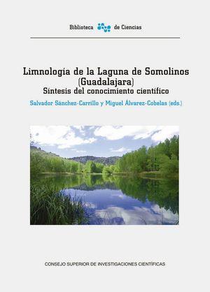 LIMNOLOGÍA DE LA LAGUNA DE SOMOLINOS, GUADALAJARA : SÍNTESIS DEL CONOCIMIENTO CIENTÍFICO