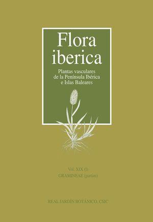 FLORA IBÉRICA : PLANTAS VASCULARES DE LA PENÍNSULA IBÉRICA E ISLAS BALEARES
