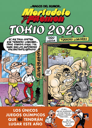 MAGOS DEL HUMOR 204. TOKIO 2020