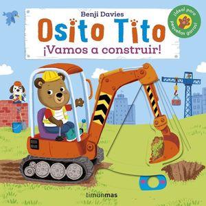 OSITO TITO. AREA DE CONSTRUCCION