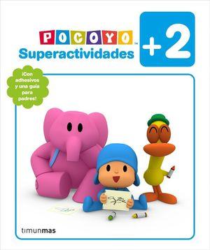 POCOYO. SUPERACTIVIDADES +2