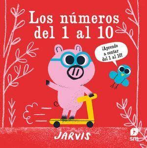 LOS NÚMEROS DEL 1 AL 10
