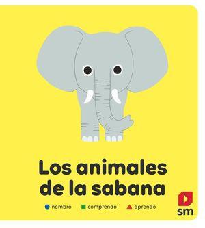 LOS ANIMALES DE LA SABANA