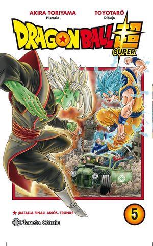 DRAGON BALL SUPER Nº05