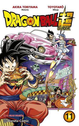 DRAGON BALL SUPER Nº11