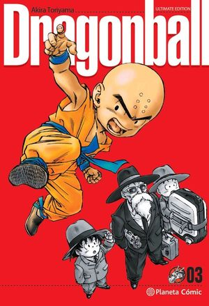 DRAGON BALL ULTIMATE Nº03/34
