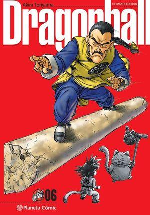 DRAGON BALL ULTIMATE Nº06/34