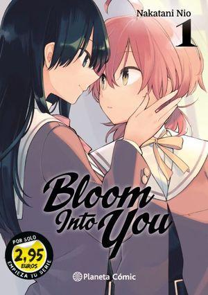 SM BLOOM INTO YOU Nº01 2,95
