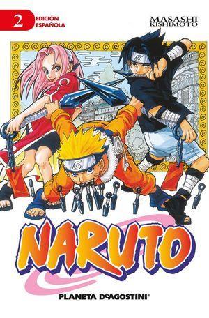 NARUTO Nº02/72
