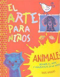EL ARTE PARA NIÑOS