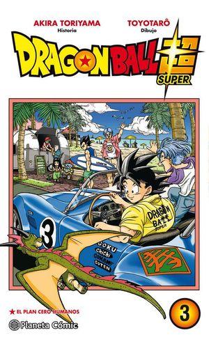 DRAGON BALL SUPER Nº03