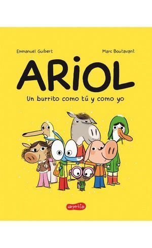 ARIOL. UN BURRITO COMO TÚ Y COMO YO (1)