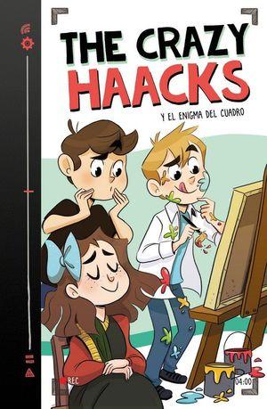THE CRAZY HAACKS 4 Y EL ENIGMA DEL CUADRO