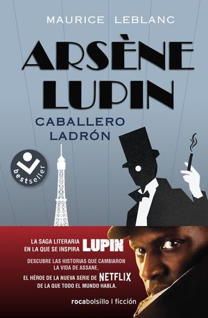 ARSÈNE LUPIN. CABALLERO LADRÓN