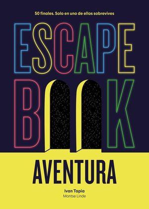 ESCAPE BOOK AVENTURA. EL LABERINTO DE LA MARIPOSA