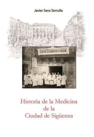 HISTORIA DE LA MEDICINA EN SIGÜENZA