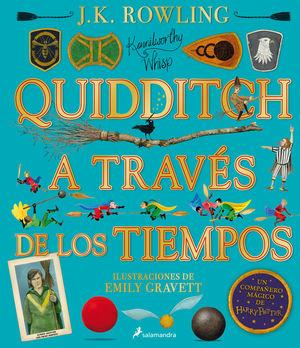 QUIDDITCH A TRAVES DE LOS TIEMPOS - ILUS
