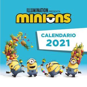 CALENDARIO MINIONS 2021