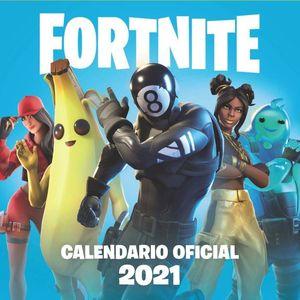 CALENDARIO OFICIAL FORNITE 2021