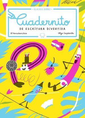 CUADERNITO DE ESCRITURA DIVERTIDA VOLUMEN 3