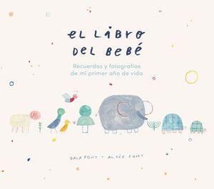 LIBRO DEL BEBE,EL