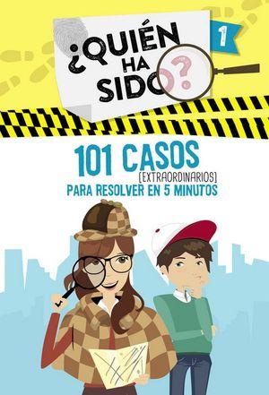 101 CASOS EXTRAORDINARIOS PARA RESOLVER EN 5 MINUTOS