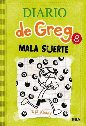 DIARIO DE GREG 8. MALA SUERTE