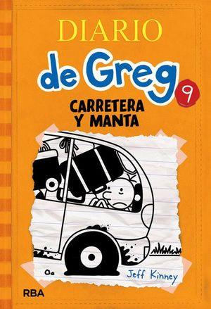 DIARIO DE GREG 9. CARRETERA Y MANTA