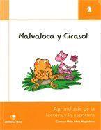 MALVALOCA Y GIRASOL 2