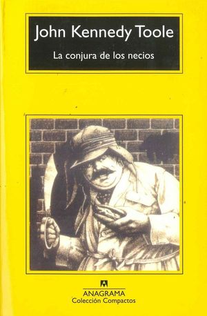 LA CONJURA DE LOS NECIOS. ANAGRAMA