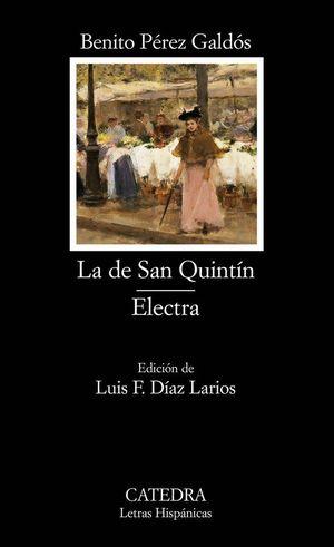 LA DE SAN QUINTÍN  ELECTRA
