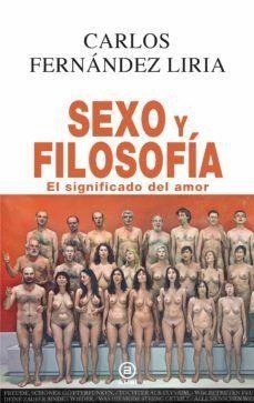 SEXO Y FILOSOFÍA