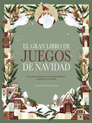 EL GRAN LIBRO DE LOS JUEGOS DE NAVIDAD