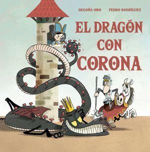 DRAGON CON CORONA, EL (SANT JORDI 2021)