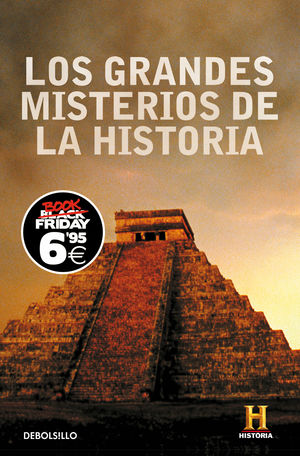 GRANDES MISTERIOS HISTORIA (BOOK FRIDAY)