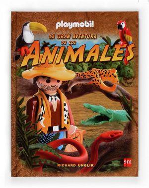 PLAYMOBIL. LA GRAN AVENTURA DE LOS ANIMALES