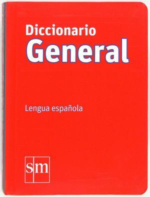 DICCIONARIO GENERAL. SM