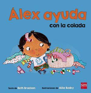 ALEX AYUDA CON LA COLADA