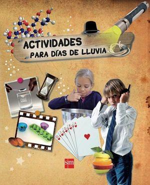 ACTIVIDADES PARA DÍAS DE LLUVIA